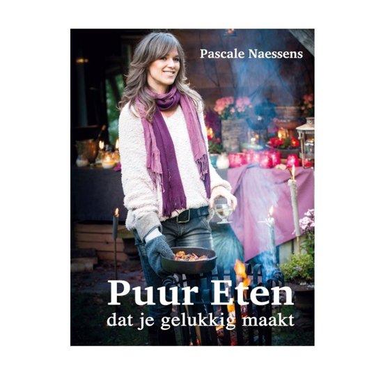 Boek cover Puur eten dat je gelukkig maakt van Pascale Naessens (Hardcover)