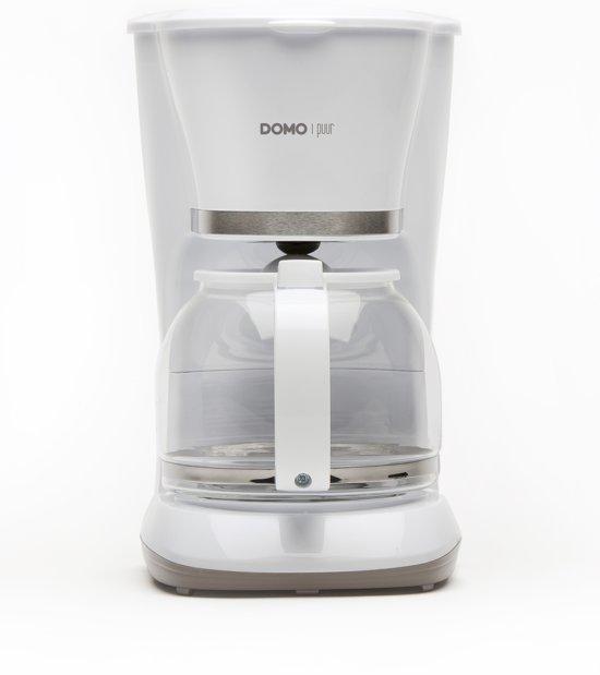Domo DO476K PUUR Koffiezetapparaat