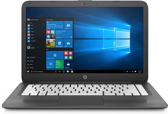 HP Stream 14-ax011nd - Laptop - 14 Inch