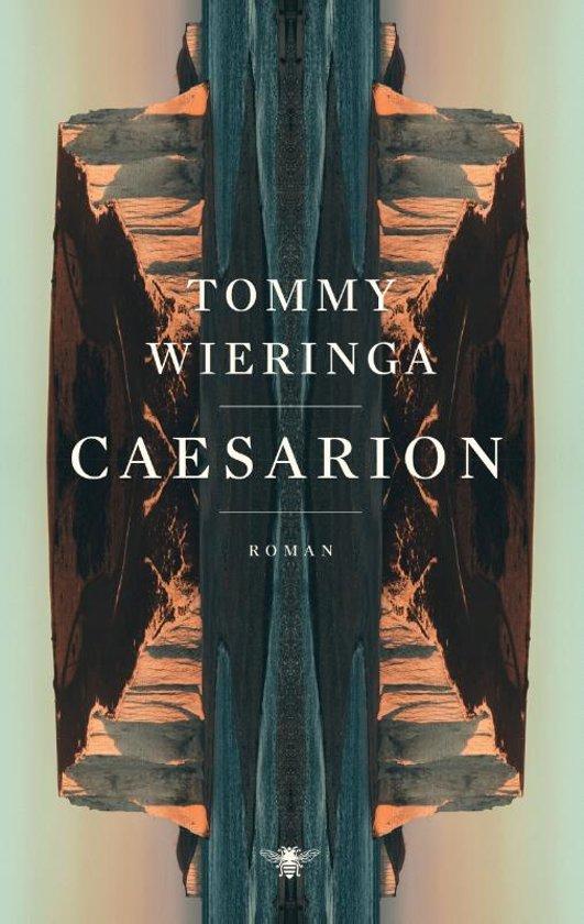 Boek cover Caesarion van Tommy Wieringa (Paperback)