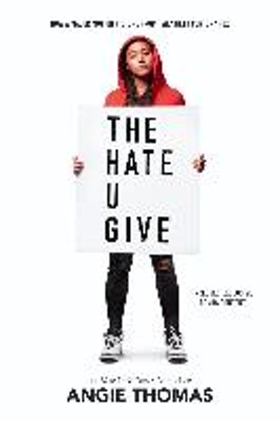 The hate u give - movie tie-in