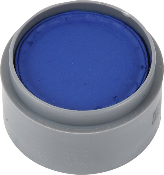 Grimas Schmink, 15 ml, donkerblauw