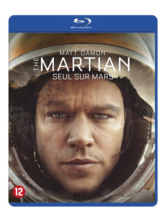 The Martian (Blu-ray)