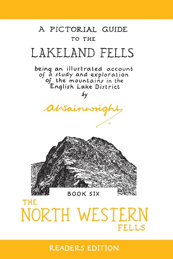 The North Western Fells (Anniversary Edition)