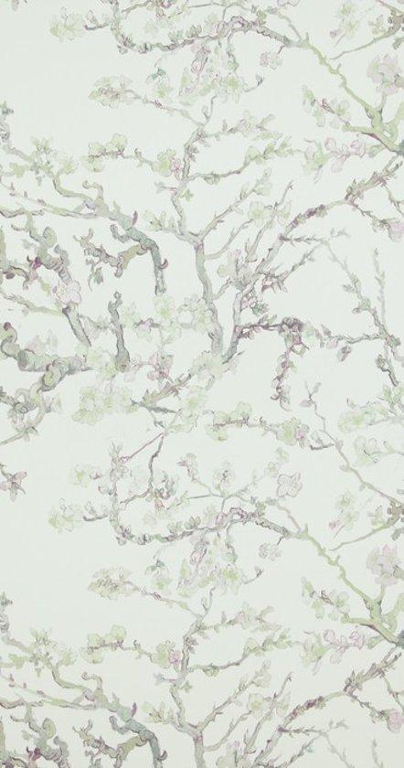 bol | van gogh limited edition 17142 - behang 10 m x 53 cm