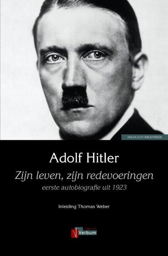 Boek cover Zijn leven, zijn redevoeringen van Adolf Hitler (Paperback)