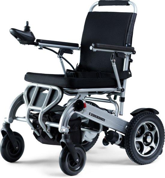 Spiksplinternieuw bol.com | Elektrische Rolstoel Traveller - Lichtgewicht - Opvouwbaar EI-29