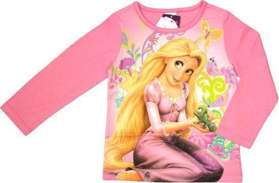 Disney Princess Meisjes Longsleeve Rapunzel 98