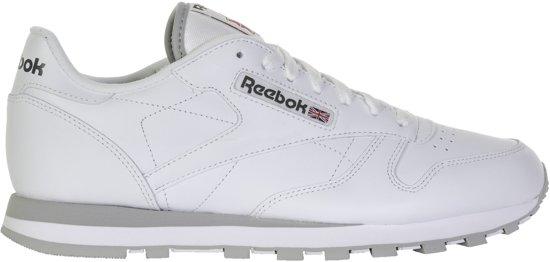 Men Wit Reebok Maat 43 Heren Sneakers Lthr Cl Pn8O8xc