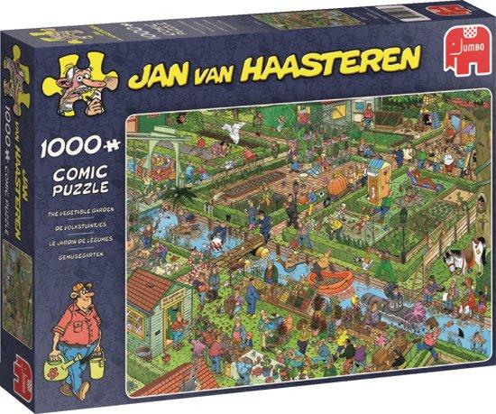 Jan van Haasteren Volkstuintjes 1000 stukjes
