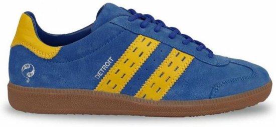 Heren Quick Quick Detroit Blauw Detroit Sneakers 1X1q4