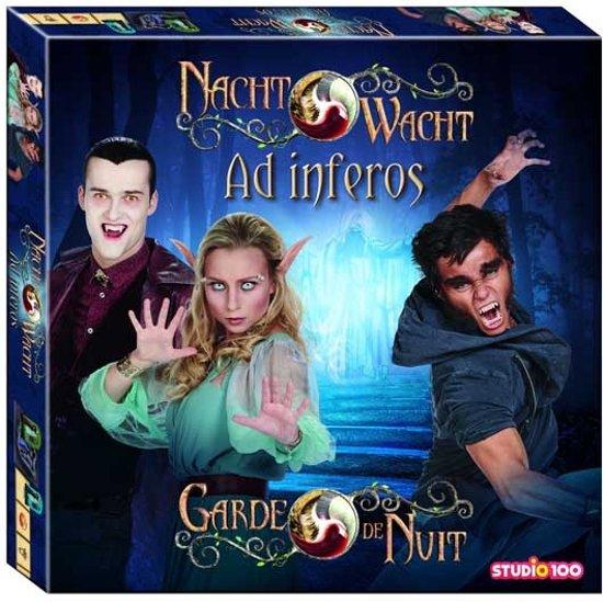 Nachtwacht : spel - Ad inferos