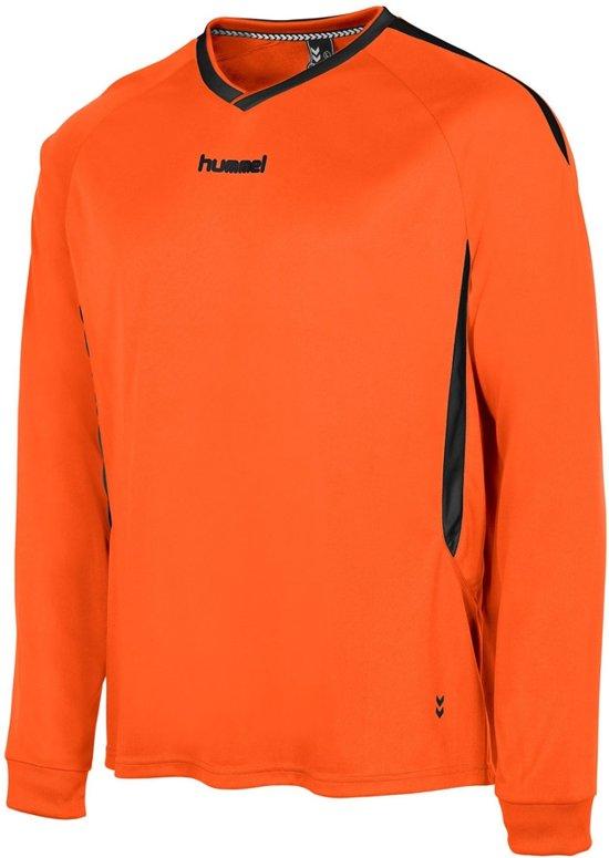 Hummel York Voetbalshirt - Voetbalshirts  - oranje - 164