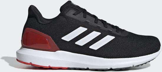 adidas Cosmic 2 Heren Sportschoenen - Core Black/Ftwr White/Grey Six - Maat  40