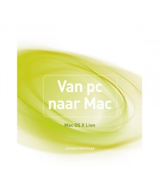 Van Pc Naar Mac