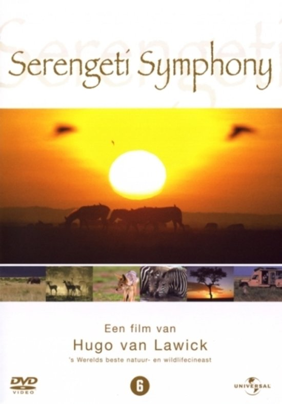 Hugo van Lawick: Wildlife Collection - Serengeti Symphony