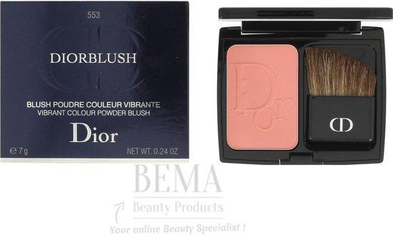 Dior Diorblush - 553 Cocktail Peach - Blushpoeder