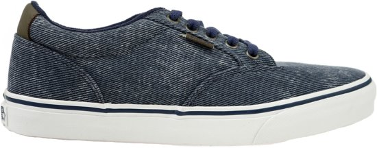 d23da88e768 Vans sneakers - Winston Washed V4MHILN- heren- Blue- maat  42 EU
