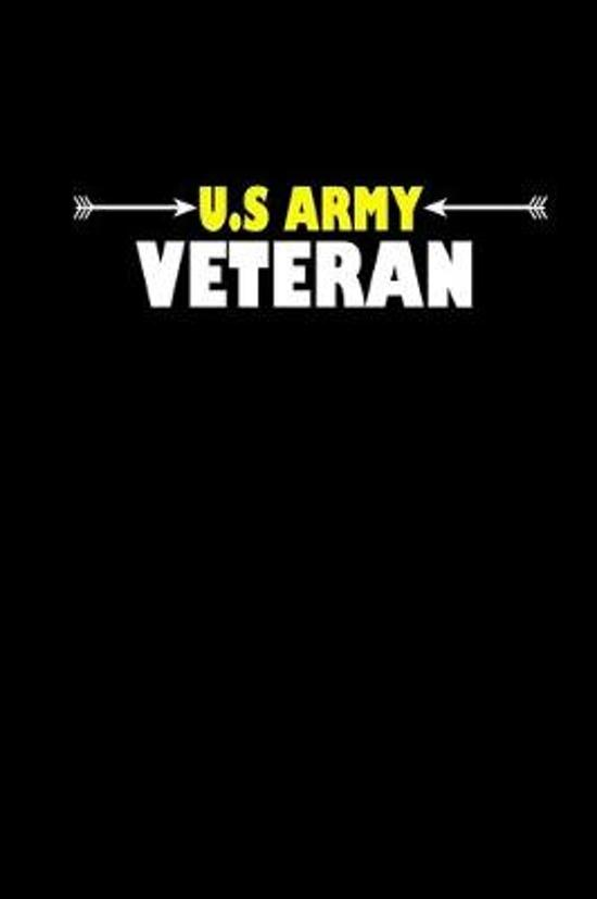 U.S Army Veteran: Hangman Puzzles - Mini Game - Clever Kids - 110 Lined Pages - 6 X 9 In - 15.24 X 22.86 Cm - Single Player - Funny Grea