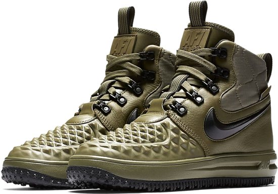 on sale 642bf 2c0a8 Nike Lunar Force 1 Duckboot  17 (GS) Sneakers - Maat 38.5 - Unisex