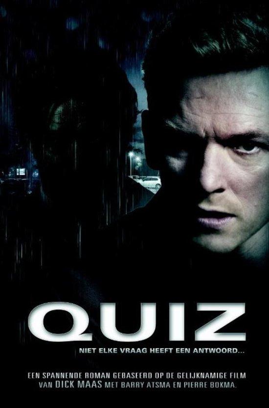 Boek cover Quiz van Bryan Singer (Onbekend)