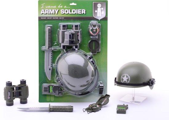 Army Forces Speelset op kaart