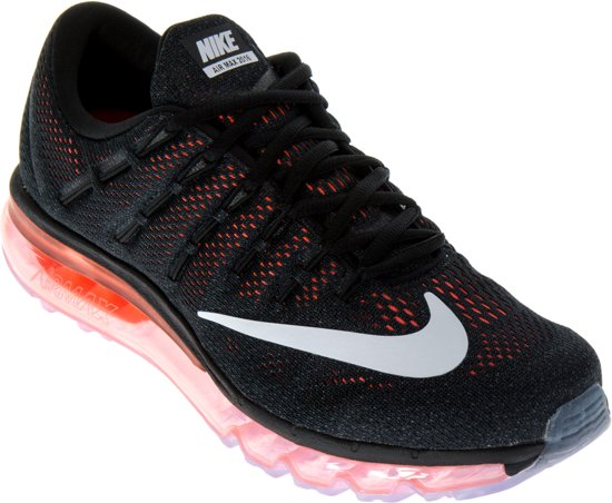 nike air max 2016 zwart heren