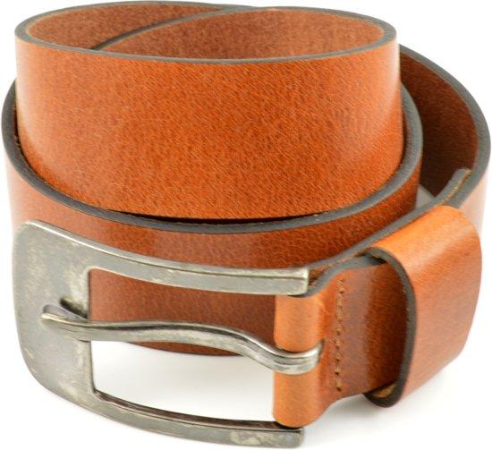 Cornerstone Heren Jeans riem 1378 - Cognac - 85 cm