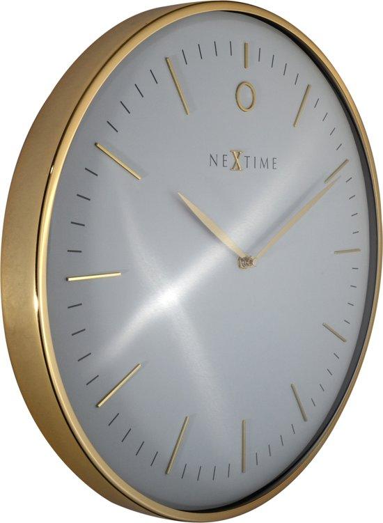 NeXtime Glamour Wandklok à 40 cm