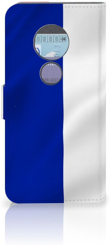 Bookstyle Case Motorola Moto G6 Play Frankrijk