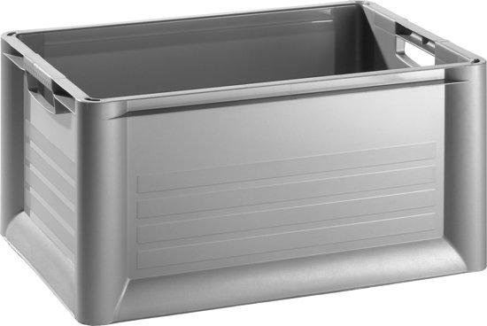 Curver Unibox Opbergbox - 60L - New Generation - Grijs