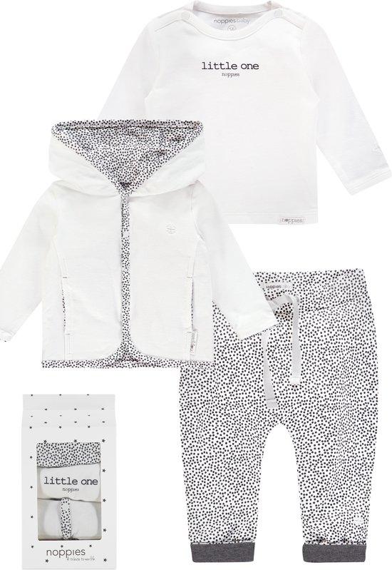 Noppies Gift Set - White - Maat 68