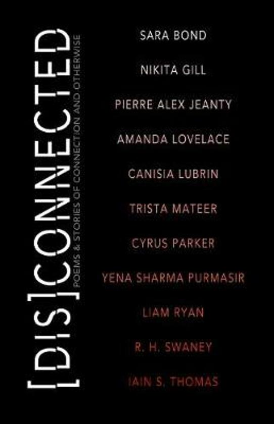 Boek cover Disconnected van Amanda Lovelace (Paperback)