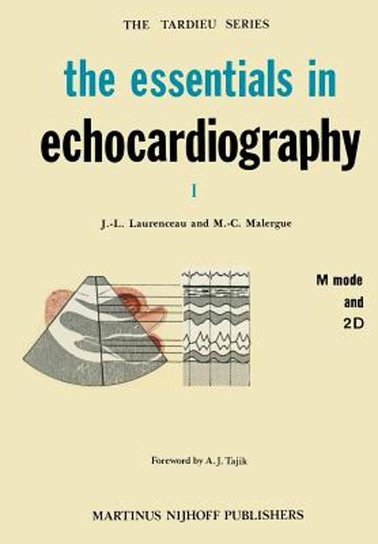 color atlas and synopsis of echocardiography orsinelli david a