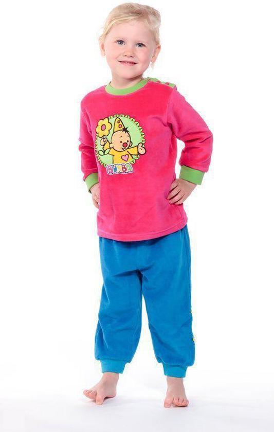 89b63fde91 Bumba meisjes pyjama velvet maat 74 80
