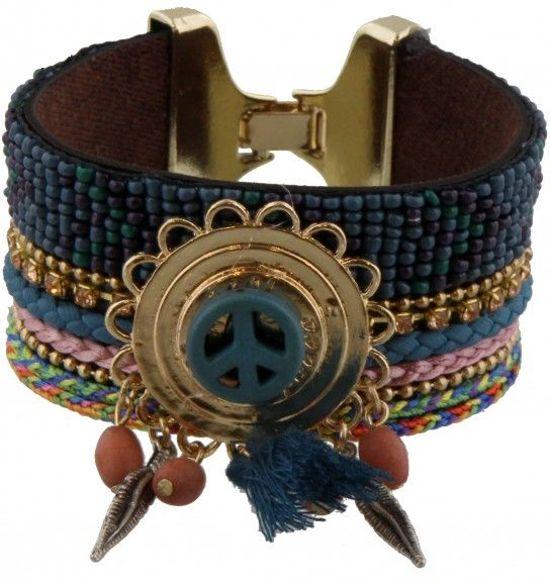Ibiza stijl armband