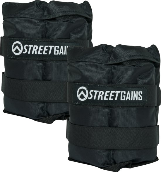 Verstelbare Enkelgewichten 5KG | StreetGains®
