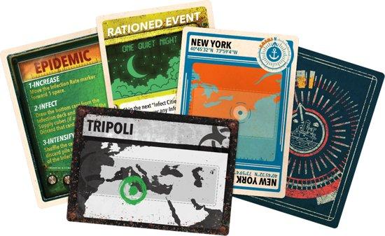 Pandemic Legacy Season 2 Yellow - Engelstalig Bordspel