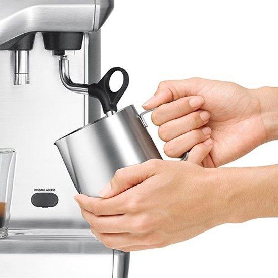 Solis Barista Triple Heat + Caffissima Digital Koffiemolen