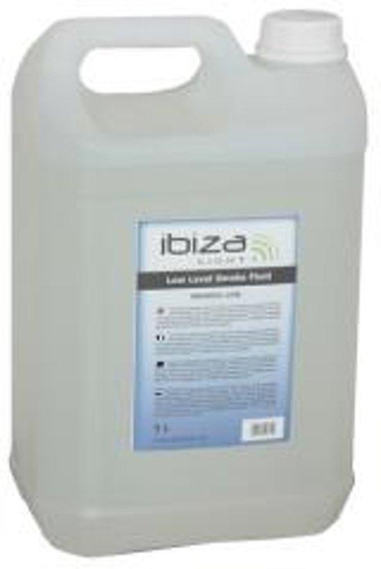 Ibiza SMOKE5L-LOW Low Fog / Lage Mist Rookvloeistof 5l