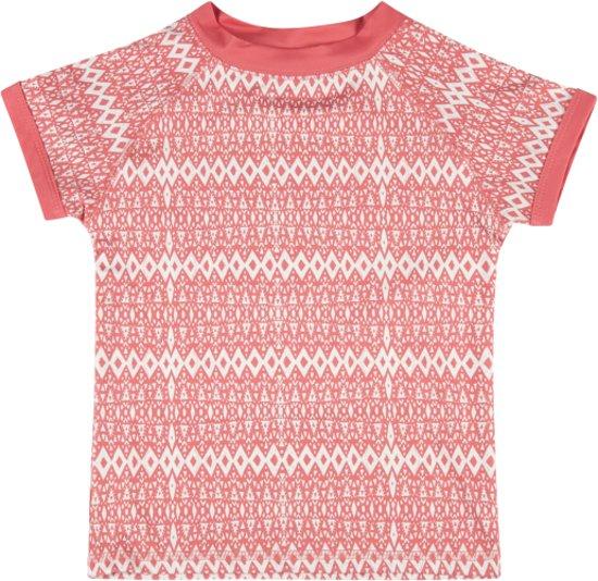7ba5ace8708d4d Ducksday UV Zwemshirt korte mouw voor kinderen meisje Mali