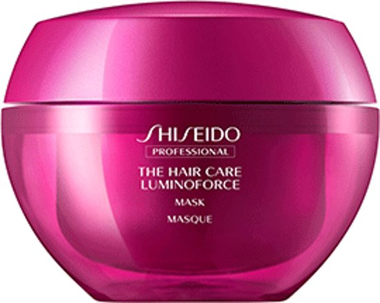 Shiseido professional Luminoforce Mask - haarmasker