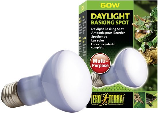 Exo Terra - Day Glo Basking Spot Lamp - 50W
