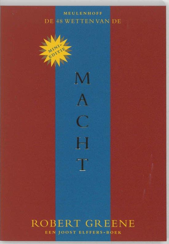 Boek cover De 48 Wetten Van De Macht van Robert Greene (Onbekend)