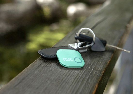 Smart Bluetooth keyfinder