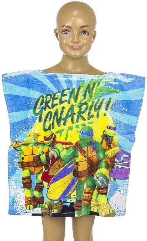 Ninja Turtles badcape