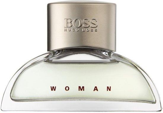 hugo boss woman 90 ml eau de parfum damesparfum. Black Bedroom Furniture Sets. Home Design Ideas