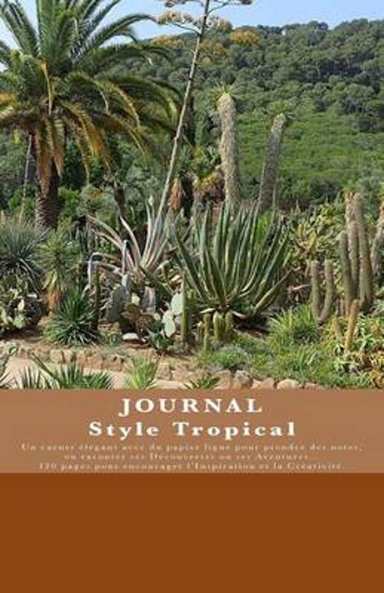 Journal Style Tropical