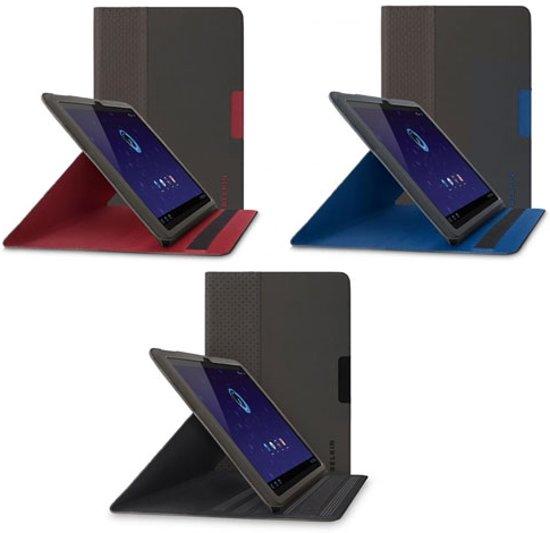 Belkin Ultra -Thin Folio Etui voor de Samsung Galaxy Tab - 10 Inch - Zwart