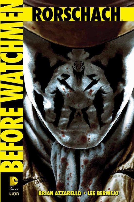 Before watchmen: rorschach hc01. - none pdf epub